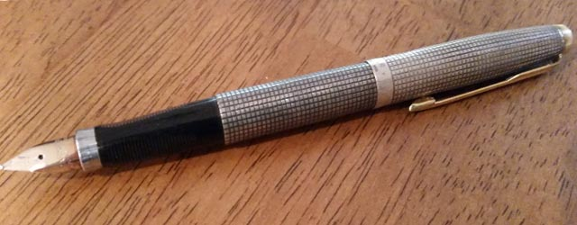 Of Fountain Pens and Pen Names