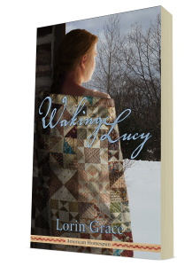 Paperback book Waking Lucy