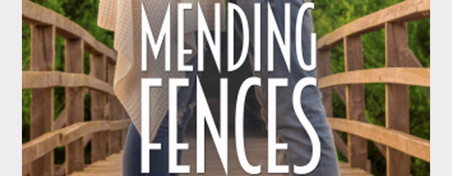 My Turn! Mending Fences is live Today!