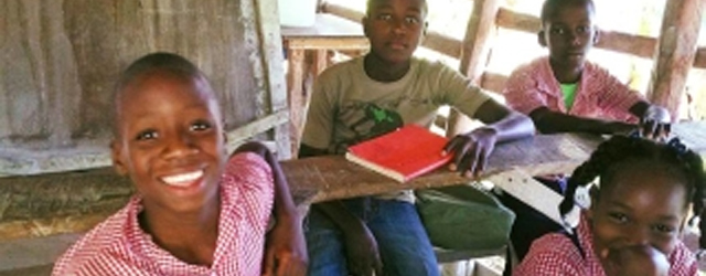 Back to School – Haiti Style