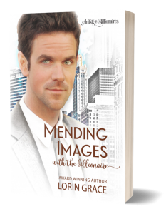 Meinding Images with the billionaire book
