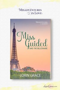Miss Guided new book cover Eiffle Tower