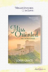 Miss Oriented new book cover Great Wall of China