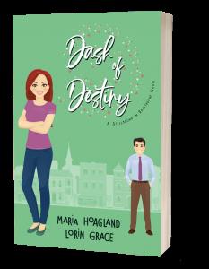 Cover of Dash of Destiny