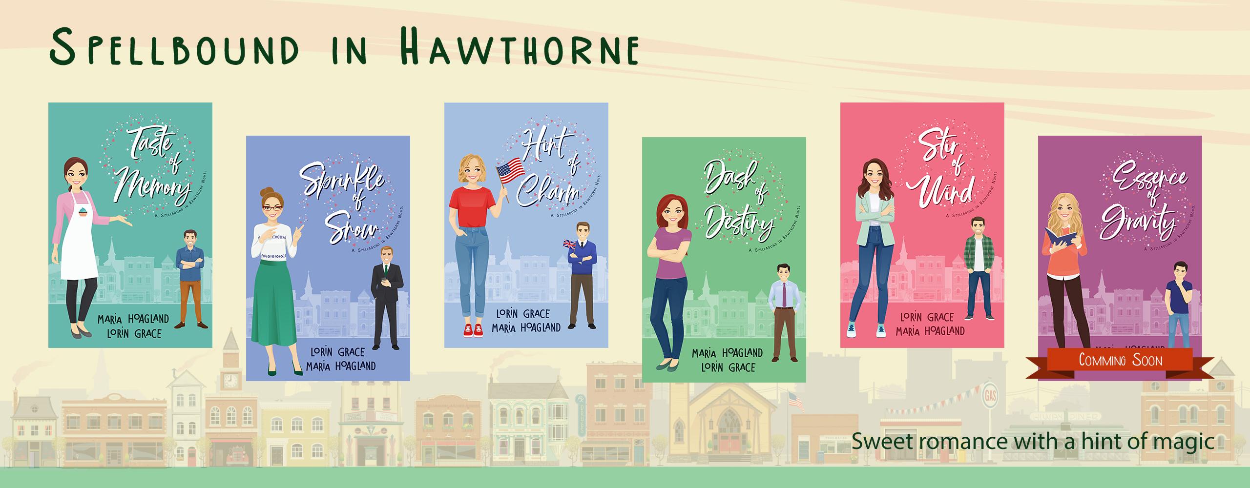 Spellbound in Hawthorne