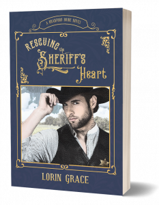 Cover of Rescuing the Sheriff's Heart